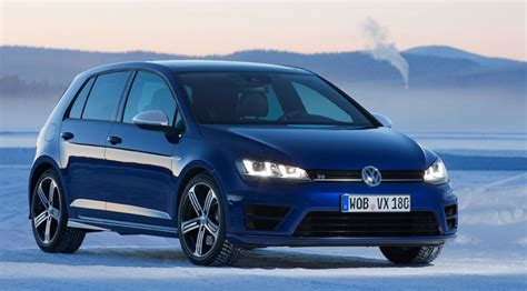 Golf Auto 2014 by Vw Golf R 2014 Review Car Magazine