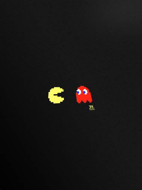 wallpaper iphone polos animated pac man wallpaper wallpapersafari