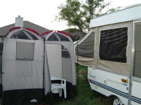 tent trailer with bathroom 1000 images about cers on pinterest pop up cers