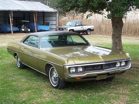 Original Dodge by 1970 Dodge Polara Original Survivor Paint And Interior