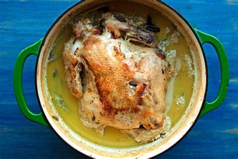 design milk chicken garlic my soul jamie s roast chicken in milk