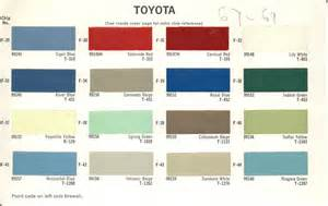 toyota color codes what color is my 1971 fj40 ih8mud forum