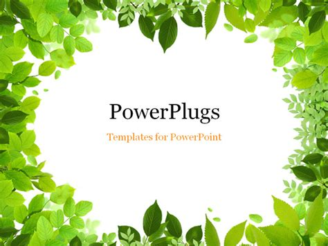 powerpoint template nature powerpoint background templates nature images