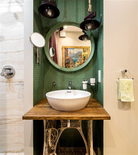 eclectic bathroom ideas magnificent eclectic bathroom ideas with contemporary