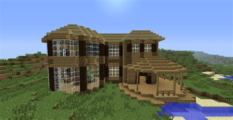 minecraft home ideas awesome minecraft houses minecraft house 1 by