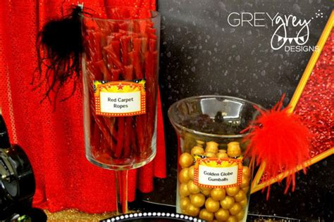 red carpet themed birthday party kara s party ideas red carpet birthday party via kara s