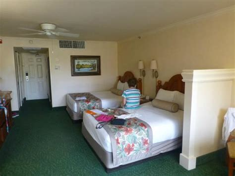 room is spacious and comfortable picture of shades of