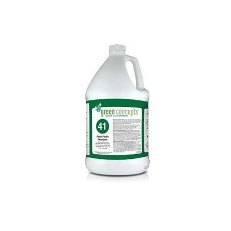 floor finish remover concentrate no 41 all n 1
