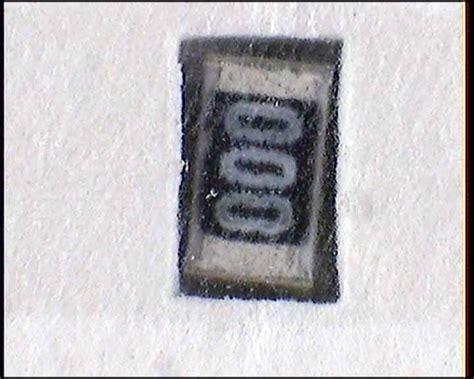 surface mount resistor 0 ohm surface mount zero ohm resistor 28 images 10 ohm smd resistors surface mount 0 25w 1 1206