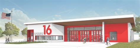 Hennebery Eddy Architects To Design Clackamas Fire Station
