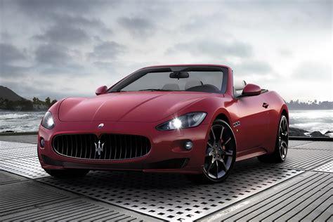 Maserati Of Maserati Grandcabrio Motoburg