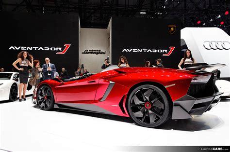 Where Do They Sell Lamborghinis Aventador J Aventador J 36 Hr Image At Lambocars