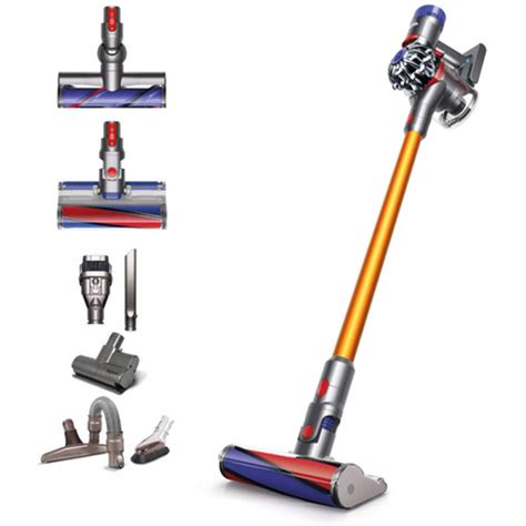 where to shop for dyson v8 fluffy new generation cordless vacuum cleaner 40mins extended longer