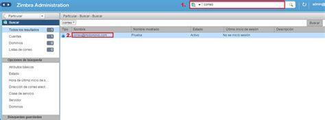 tutorial de zimbra crear autoresponder de correo en zimbra