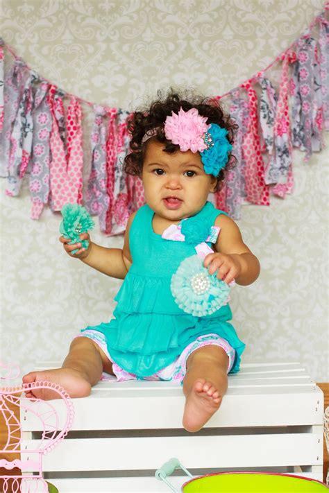 infant headband baby headband pink shabby flower with pearl pink blue headband glitter shabby headband pink baby