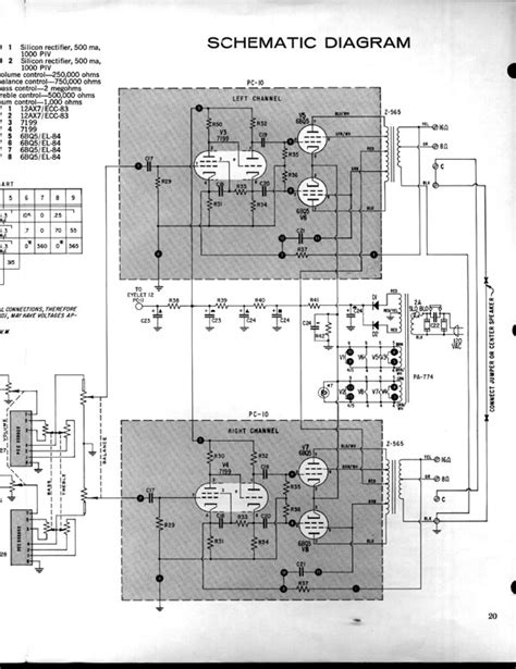 integrated lifier schematic dynaco sca 35 integrated lifier