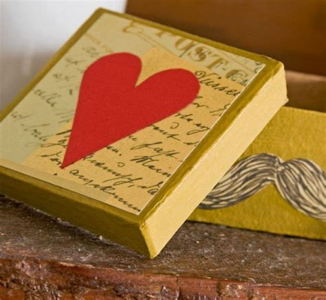 valentines gift box for him 30 diy gifts for boyfriend 2017