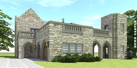 castle home plans duke castle plan tyree house plans