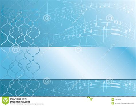 free light background music light blue music abstract background vector stock vector