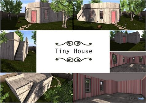 tiny house market tiny house 1l promo gift by delicious boutique teleport