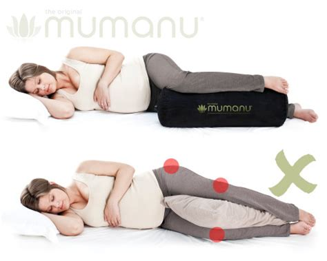the most comfortable pregnancy sleeping position to