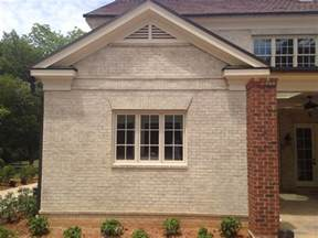 exterior brick colors 55 best limewashed brick images on limewashed