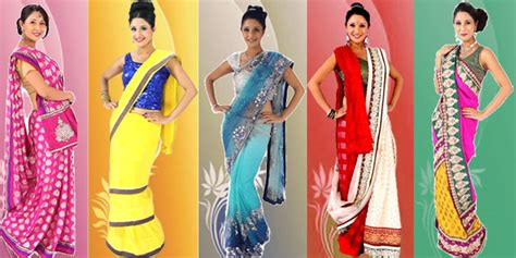 different ways of draping a saree 3 different ways to drape your saree shopping blog guide