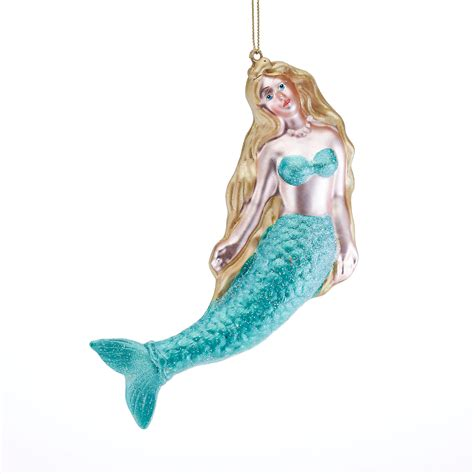 mermaid ornaments the sea mermaid ornament gump s