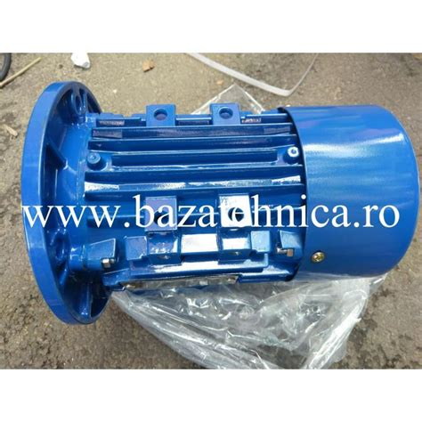 Motor Electric 1500 Rpm by Motor Electric 0 75kw X 1500 Rpm 400v Prindere Flansa