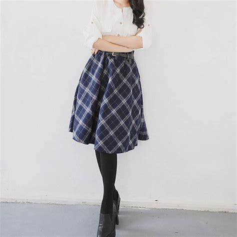 Tartan Umbrela Skirt popular kilt skirt buy cheap kilt skirt lots from china