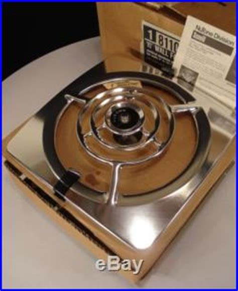 Apartment Kitchen Exhaust Fan Nos Vintage Mid Century Modern Retro Nutone 8110 Kitchen