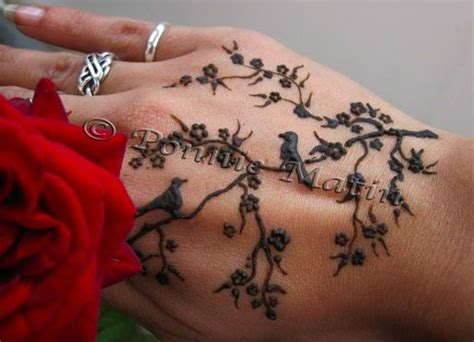 henna tattoo birds 173 best images about henna mehndi designs on