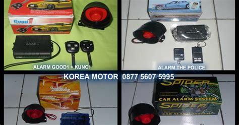 Alarm Mobil Gio alarm mobil onderdil mobil korea