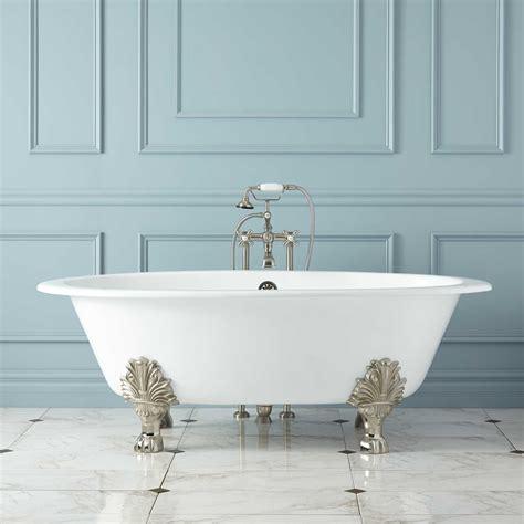 cast iron clawfoot tub ralston cast iron clawfoot tub imperial bathroom