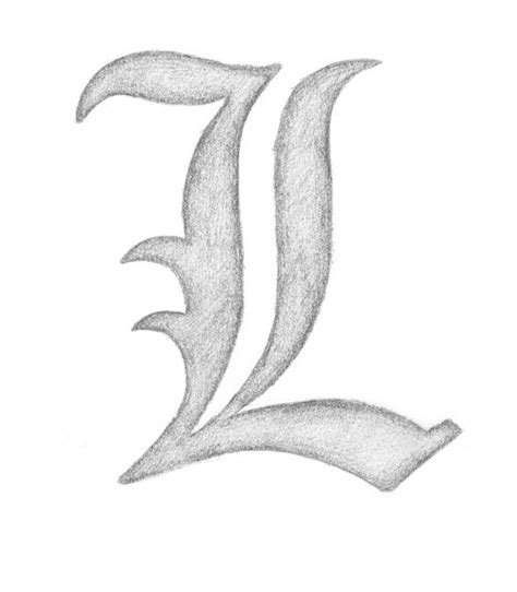 L Symbol by L Symbol Note By Chiarylovehouse95 On Deviantart