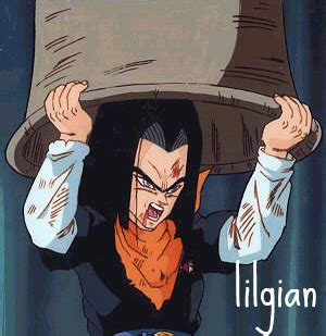 How Android 17 Alive by Android 17 By Lilgian On Deviantart