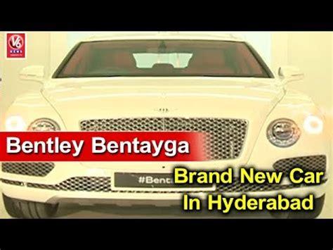 bentley hyderabad bentley introduce bentayga in hyderabad city brand