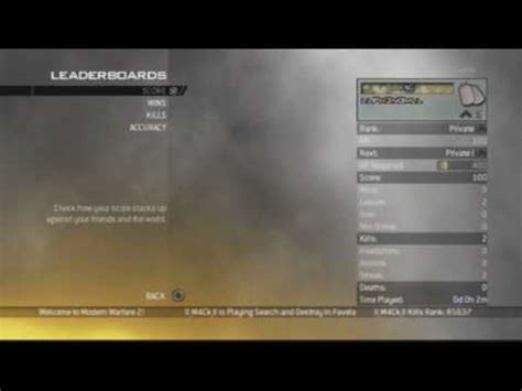 tutorial hack mw2 ps3 mw2 prestige hack fix tutorial how to return to level 1