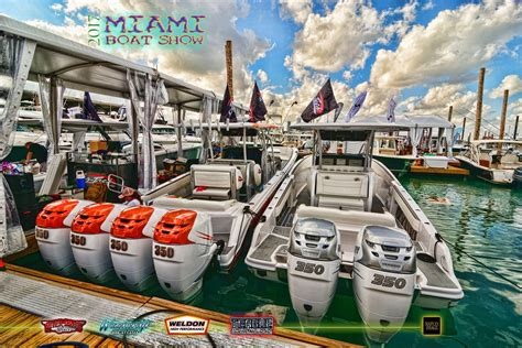 boat show miami 2017 dates 2017 miami boat show photos page 3 the hull truth