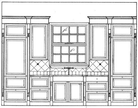 kitchen cabinet drawing kitchen elevations dwg joy studio design gallery best