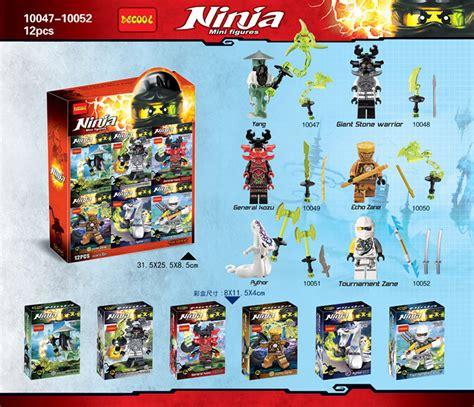 Lego China Decool Minifigures Ninjago popular ninjago warrior buy cheap ninjago warrior lots