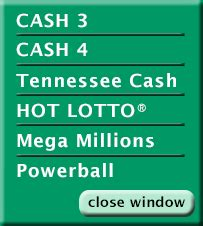 lottery tennessee image gallery tennessee lottery