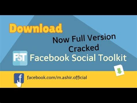 how to get full version of facebook on phone facebook social toolkit full version cracked for life time