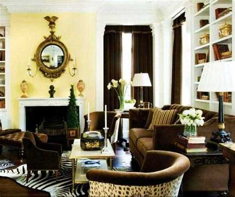 leopard print living room ideas exotic trends in home decorating bring animal prints into