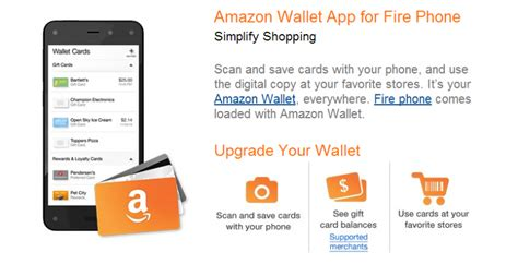 amazon wallet amazon wallet for android now available for download