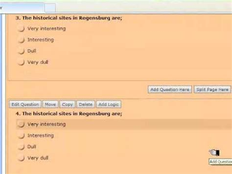 semantic web tutorial youtube survey monkey tutorial part 1 youtube