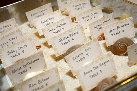 wedding seating arrangement cards how to plan the wedding seating weddingelation