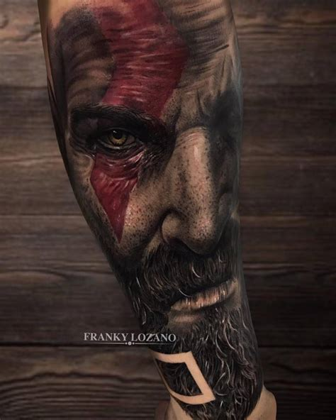 tattoo fail kratos 30 kratos designs for god of war ink ideas 30 kratos