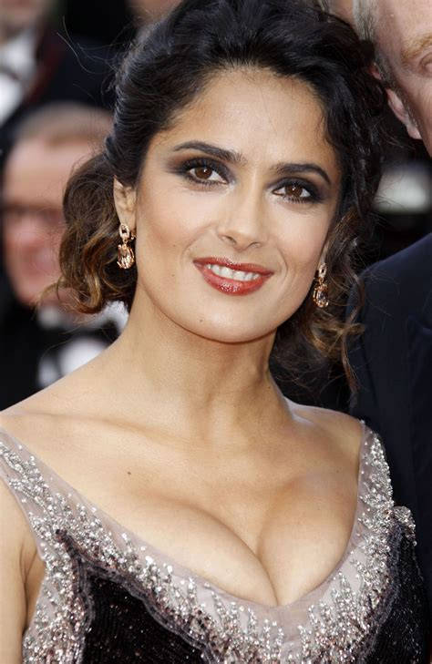 A Salma Hayek by Salma Hayek At Madagascar 3 Europe S Most Wanted Premiere