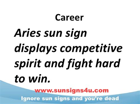 aries sun sign secrets